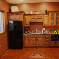 Cabinetry by Gary Crosby Construction